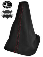 Polaina De Engranaje Costura Manual Cuero rojo se adapta a Ford Focus MK2 2005-2008