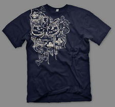 Crazy Club Poker T-Shirt by High Roller Clothing