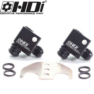 #72-5051 Tranamission Oil Cooler Adapter Fitting For Ford 6R80 6 Speed