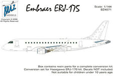 Braz Models 1/144 Embraer ERJ-175 Conversion Set for Hasegawa Kit
