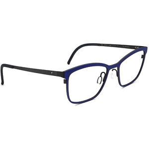 Blackfin Eyeglasses BF838 Fortrose COL.955 Titanium Purple Italy 50[]18 145