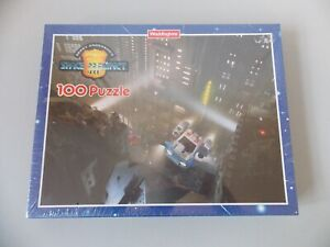 Gerry Anderson`s Space Precinct Jigsaw Puzzle 100 Piece In unopened Sealed Box