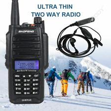 Baofeng 9R Plus Walkie Talkie CTCSS DCS VOX Waterproof 10km 128CH High Power UK