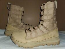 """Nike SFB Gen 2 8"""" Hiking Boots Mens size 6 Khaki Desert Tan 922474-201 Military"""