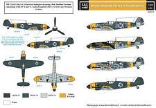 SBS Model 1/48 Messerschmitt Bf-109G-2 in Finnish service decal sheet D48014