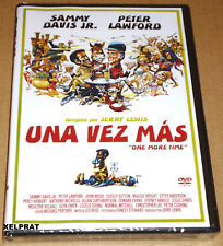 ONE MORE TIME / UNA VEZ MAS -English Español- Precintada