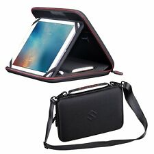 Smatree Hard Carrying Case for New iPad 2017 9.7 inch with Adjustable Stand