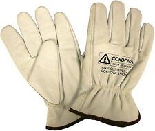 Cordova Safety Products Cut-Resistant Grain Goatskin Driver Gloves XXL 8583K2XL