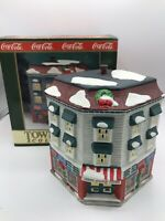 Coca-Cola Town Square Collection T. Taylor & Sons Emporium 1993 Christmas
