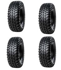 Tensor Regulator Radial ATV UTV Tire Kit Set Of Four 4 Tires 28 x 10-12 DOT 8ply