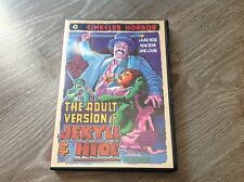THE ADULT VERSION OF JEKYLL E HIDE - DVD - HORROR