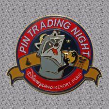 Meeko (Pocahontas) Pin Trading Night  Pin - DLP Paris - DISNEY Pin LE 400