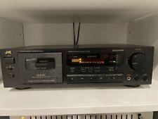 Jvc Td-V531 3 Head dual Capstan Cassette Deck