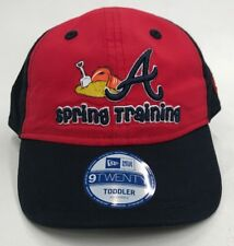 Youth Toddler New Era 9twenty Atlanta Braves MLB Spring Training Nice New Rare