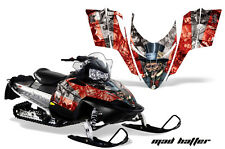 AMR Racing Sled Wrap Polaris Switchback Snowmobile Graphics Kit 06-10 MAD HTTR S