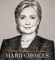 Hard Choices  (8 CD Set) Hillary Rodham Clinton Audiobook Audio SEALED