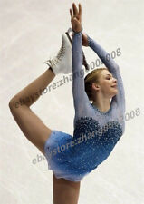 Ice skating dress. 2017 Competition Figure Skating dress. Baton Twirling Costume