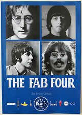 THE BEATLES STORY / THE FAB FOUR / PETER GRANT / TRINITY MIRROR LIVERPOOL 2008