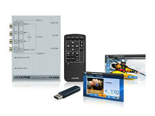 ALPINE KCE-635UB interfaccia audio video USB UNIVERSALE +sensore ALPINE KRE-500E