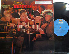 Jimmy and the Mustangs  (MCA 36009) (6 song Mini LP) ('84) (neo-Rockabilly)