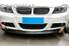 AK Carbon Fiber Front Lip Spoiler For Bmw 3Series E90 E91 LCI M Tech MSport B188
