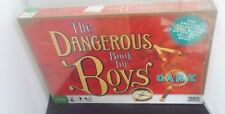 The Dangerous Book for Boys Board Game Age 8 Parker 2008 MINT
