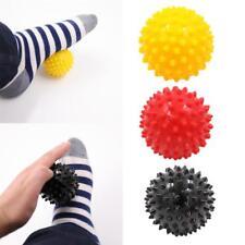 3 Spiky Massage Ball Foot Massage Acupressure Plantar Fasciitis Hard & Soft
