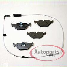 BMW 1er [F20 F21] - Pastillas Freno Con Cable de Advertencia Para Eje Delantero
