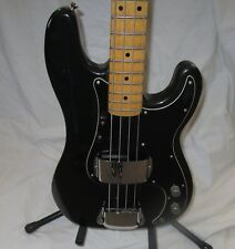 Vintage 1977 Fender Precision Electric P Bass Guitar