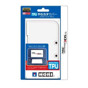 Hori TPU Duraflexi Protect Case Clear for NEW Nintendo 3DS LL XL Japan free ship