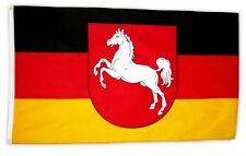 Fahne Flagge Niedersachsen 90x150 cm mit Ösen