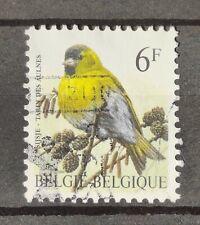 Belgium 1996 - Bird - Oiseau tarin des aulnes - Vogel sijsje Buzin