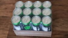 Pruvit Case Keto Up-Grab & Go Green Apple clean fuel energy drink 12 cans