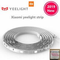 100% Xiaomi Yeelight RGB Smart Home LED Light Strip Band App Wifi Remote Control