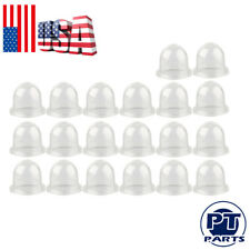 20 Pc Pump Bulbs Gas Fuel Bulb For Homelite Echo Stihl Ryobi Poulan Zama Primer