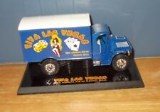 Matchbox Yesteryear Mack Van Ronald McDonald 16th Viva Las Vegas Blue Code 2