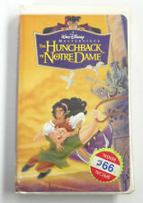 THE HUNCHBACK OF NOTRE DAME (Walt Disney Classic Clamshell) ~ VHS (G Rated)~1996