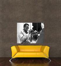 Poster Foto impresión de música de jazz compositor millas imagínate Davis Iii Trompeta seb556