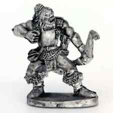 Half Orc Readying Bow Warhammer Fantasy Armies 28mm Unpainted Wargames