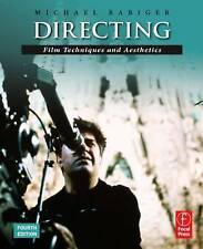 Directing, Fourth Edition: Film Techniques and Aesthetics-ExLibrary