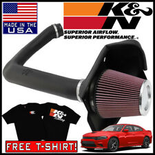 K/&N Typhoon Air Intake System Fits 11-16 300 300C Dodge Challenger Charger 3.6L