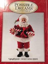 Possible Dreams clothtique Santa