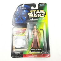 Kenner Star Wars The Power of the Force: Princess Leia Organa as Jabbas...