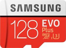 Samsung EVO MB-MC128DA/AM Plus 128gb Micro SD Card With Adapter