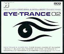 Daniel B. Presents: Eye-Trance Vol. 2 von Various | CD | Zustand akzeptabel