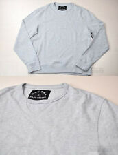 NEW MARC JACOBS Casual Basic Fall Pullover Sweater Sweatshirt pale sky blue XL