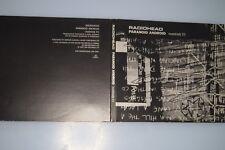 Radiohead – Paranoid Android. CD-SINGLE PROMO.