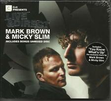 Mark Brown & Mickey Slim - CR2 Live and Direct (3CD 2008) NEW/SEALED