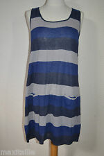 ROBE PULL TUNIQUE  CHERRY  MAILLE LEGERE  TAILLE 38 / M /2  NEUF DRESS  NWT