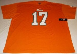 Ryan Tannehill #12 Miami Dolphins Jersey Shirt 2XL NFL T-shirt